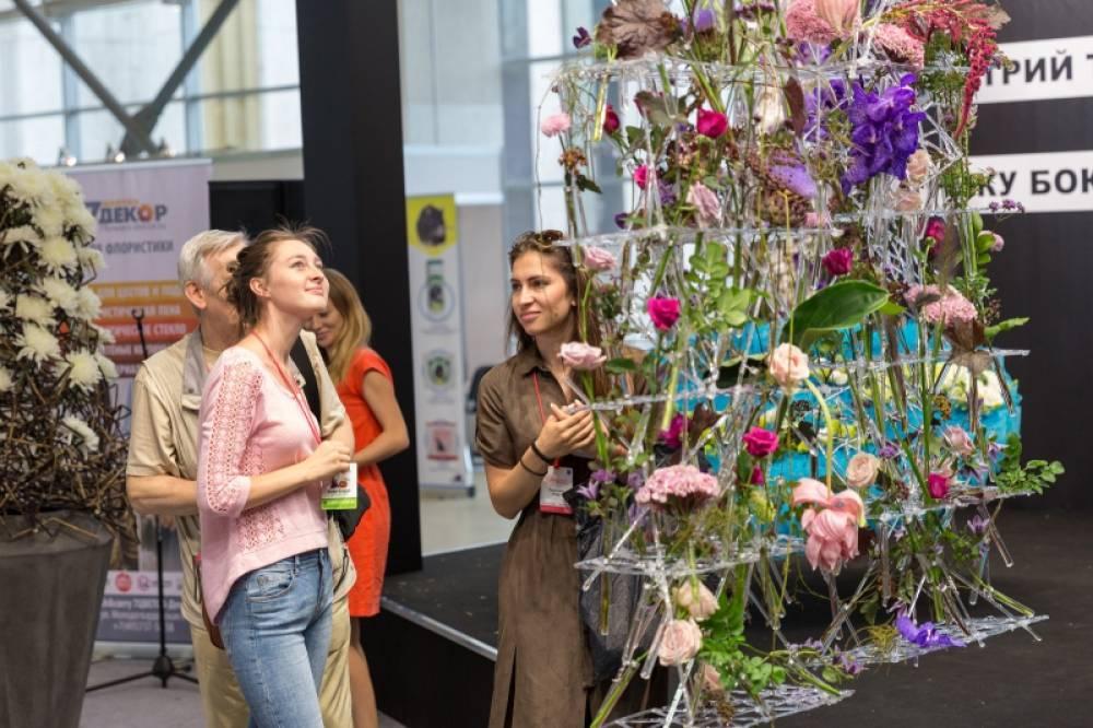 Срезанные цветы вднх выставка 2017
