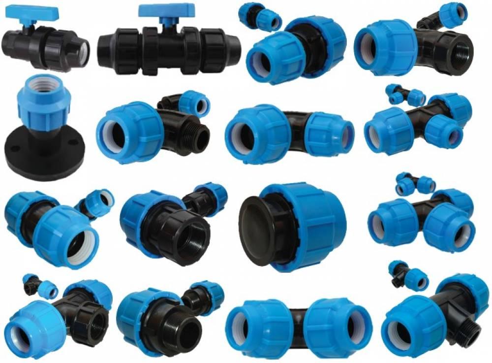 Труба для капельного полива выбор и монтаж трубопровода