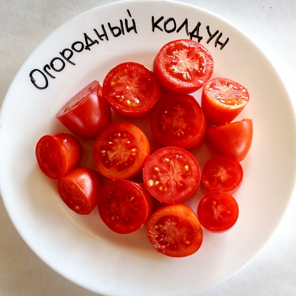томат огородный колдун фото отзывы